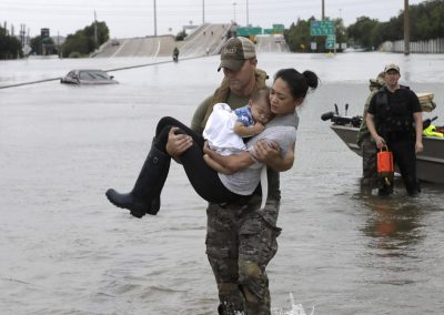 Army Corps Rescue